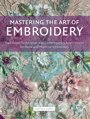 Mastering the Art of Embroidery Cover Image