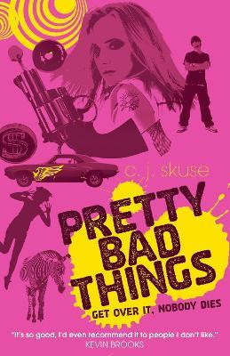 Pretty Bad Things Cover Image