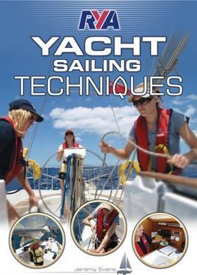 RYA Yacht Sailing Techniques Cover Image