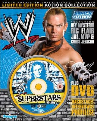 Smackdown Story Book 2008