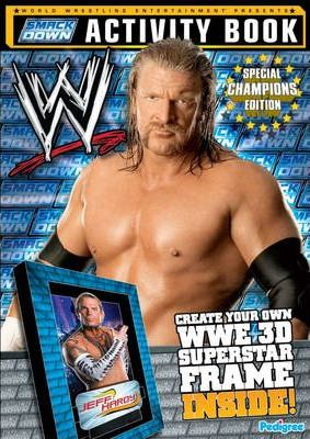Smackdown Activity Book 2008: Issue 6