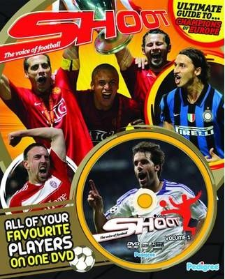 """""""Shoot's"""" Ultimate Champions Activity Book 2008"""