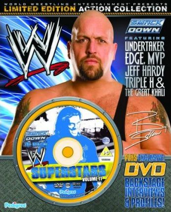 Smackdown Story Book 2009 2009: Spring 2009