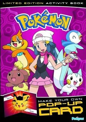 Pokemon Activity Book 2009 2009: Pokemon Activity Book 2009 2009: Spring 2009 Spring 2009