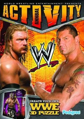 WWE Spring Activity Annual 2009 2009: Spring 2009
