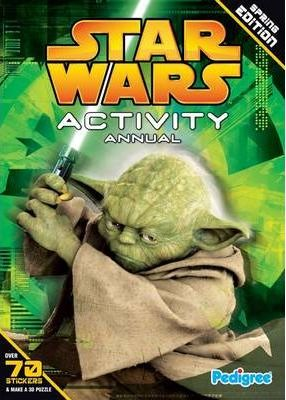 Star Wars Spring Activity Annual 2009: Spring 2009