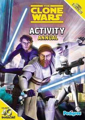 Clone Wars Spring Activity Annual 2009 2009: Spring 2009