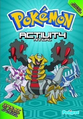 Pokemon Spring Activity Annual 2009 2009: Spring 2009