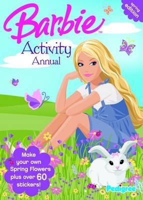 Barbie Spring Activity Annual 2009: Spring 2009