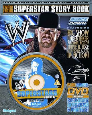 Smackdown Action Story Book 2009