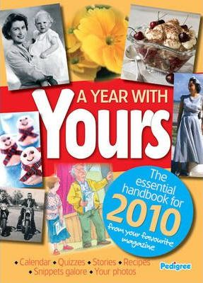 """""""Yours"""" Annual 2010 2010"""