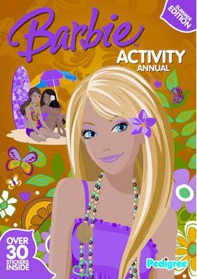 Barbie Summer Activity Annual 2009