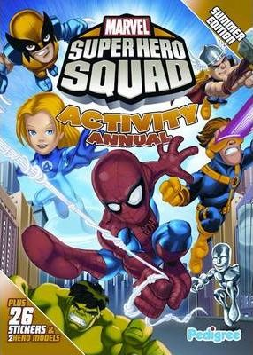 Marvel Super Heroes Summer Activity Annual 2009