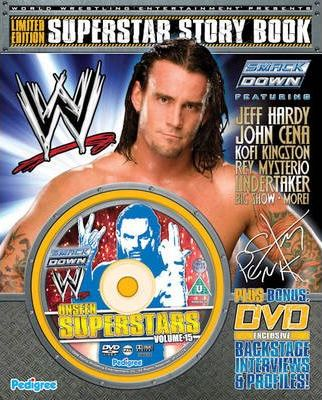 Smackdown Story Book Winter 2009 2009