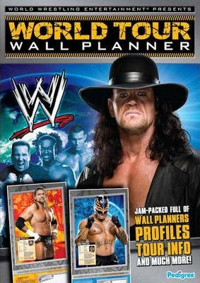 WWE Tour Planner Winter 2009 2009