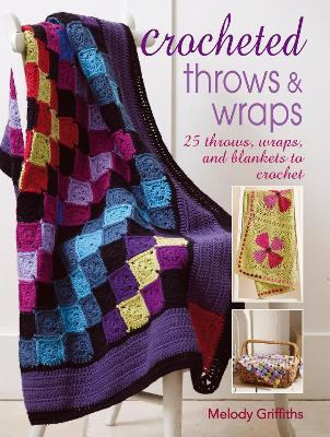 Crocheted Throws and Wraps