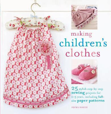 Making Children's Clothes Cover Image