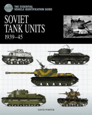 Essential Tank Identification Guide: Soviet Tank Units 1939-45