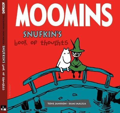 Moomins: Snufkin's Book Thoughts Cover Image