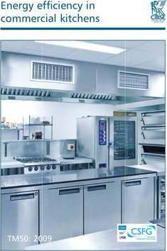Energy Efficiency in Commercial Kitchens