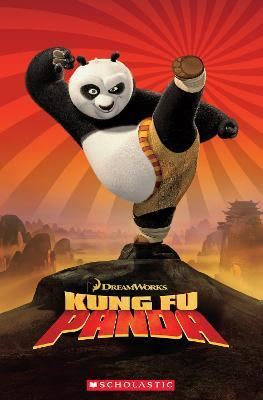 Kung Fu Panda + Audio CD Cover Image