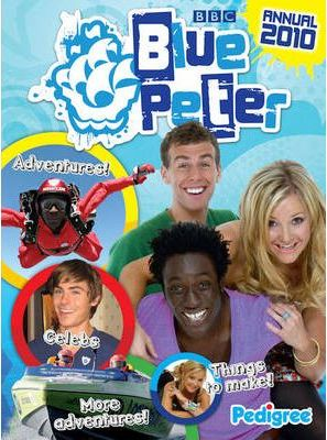 """Blue Peter"" Annual 2010 2010"