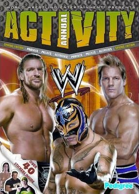 WWE Spring Activity Annual 2010