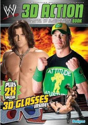 """""""WWE"""" 3D Profile Book Spring 2010"""