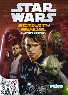 Star Wars Summer Activity Annual 2010