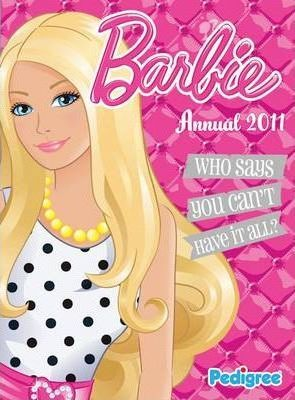 Barbie Annual 2011