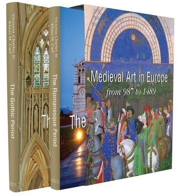 Medieval Art in Europe : Romanesque Art - Gothic Art 987-1489