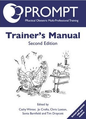 prompt trainer s manual prompt maternity foundation 9781906985646 rh bookdepository com