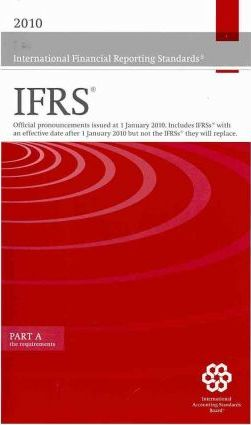 International Financial Reporting Standards IFRS 2010