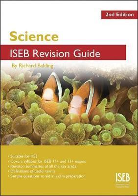 Science ISEB Revision Guide Cover Image