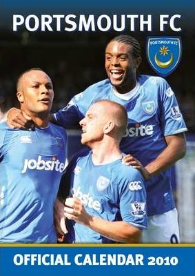 Official Portsmouth FC 2010 Calendar