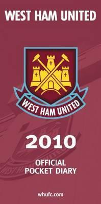 Official West Ham United FC 2010 Diary