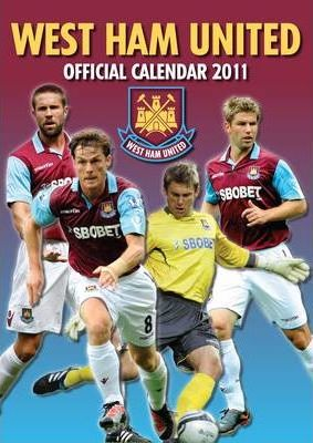 Official West Ham United FC 2011 Calendar