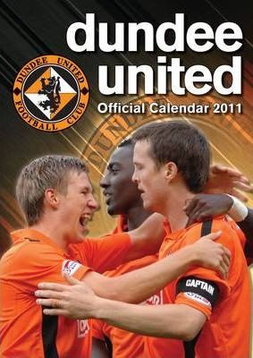 Official Dundee United FC 2011 Calendar