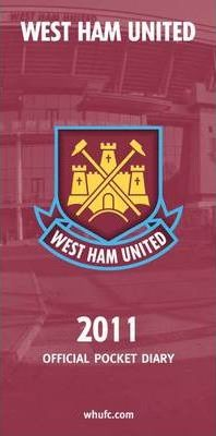 Official West Ham United FC 2011 Diary