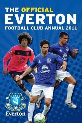 Official Everton FC Annual 2011