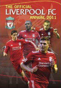 Official Liverpool FC Annual 2011