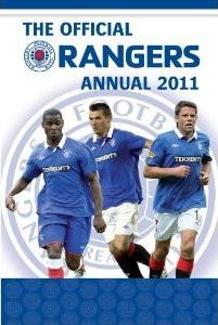 Official Rangers FC Annual 2011