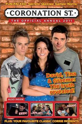 Official ITV Coronation Street Annual 2011