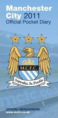 Official Manchester City 2011 Diary