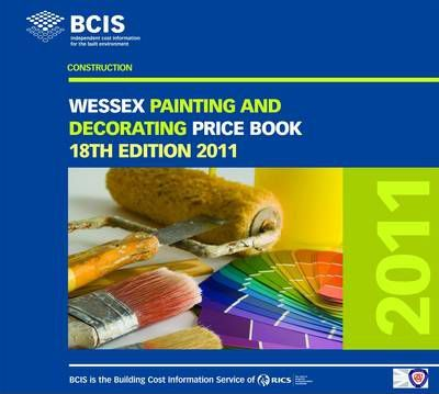 BCIS Wessex Painting and Decorating Price Book 2011