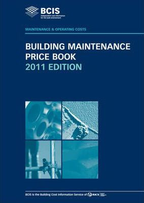 Building Maintenance Price Book 2011