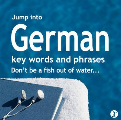 Jump into German