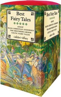 Best Fairy Tales 4-Book Boxed Set