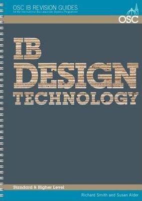 IB Design Technology Standard & Higher Level Cover Image