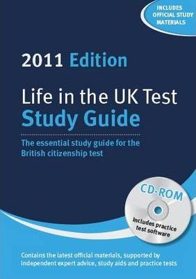 Life in the UK Test: Study Guide & CD-Rom 2011